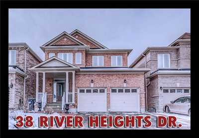 38 River Heights Dr E,  W3723119, Brampton,  sold, , Thurairajah RAMESH, RE/MAX Royal Properties Realty Ltd., Brokerage