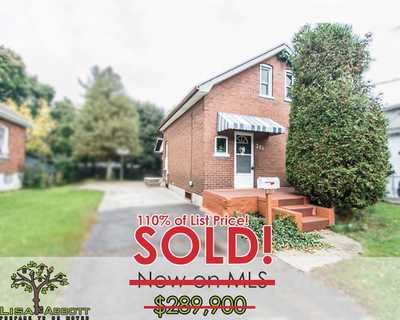 384 Mitchell Ave ,  E4288985, Oshawa,  sold, , Lisa Abbott, RE/MAX Jazz Inc., Brokerage *
