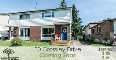 30 Crossley Dr , Port Hope,  sold, , Lisa Abbott, RE/MAX Jazz Inc., Brokerage *