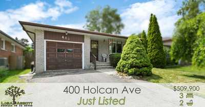 400 Holcan Ave ,  E4517376, Oshawa,  sold, , Lisa Abbott, RE/MAX Jazz Inc., Brokerage *