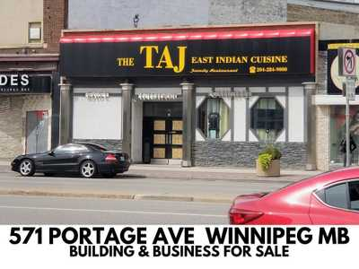 571 Portage AVE,  1924502, Winnipeg,  for sale, , Harry Logan, RE/MAX EXECUTIVES REALTY