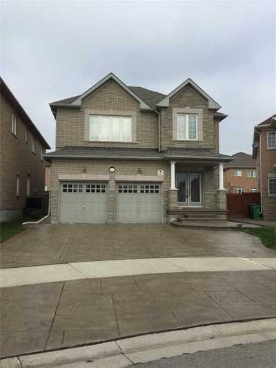 5560 Doctor Peddle Cres,  W4641813, Mississauga,  for rent, , Ghazala Nuzhat, RE/MAX Realty Specialists Inc, Brokerage *