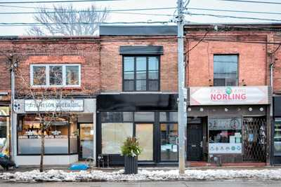 1514 Queen St W,  W4649532, Toronto,  for sale, , Amer Rao, Century 21 People's Choice Realty Inc., Brokerage *