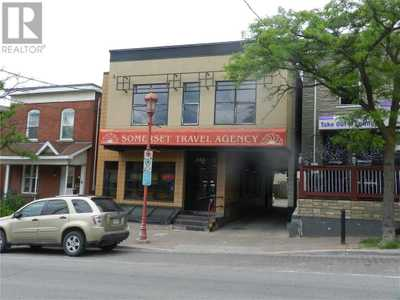 863 SOMERSET STREET W UNIT#B,  1179464, Ottawa,  for lease, , Bo Yu, RE/MAX Hallmark Realty Group, Brokerage*