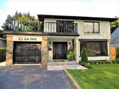 10 Jeff Dr,  W4650207, Toronto,  for rent, , STEVIE CRAWFORD, Right at Home Realty Inc., Brokerage*