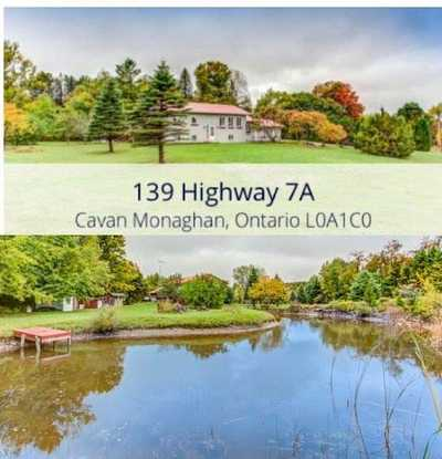 139 Highway 7A,  X4597240, Cavan Monaghan,  for sale, , Marilyn Almeida, Right at Home Port Perry Branch
