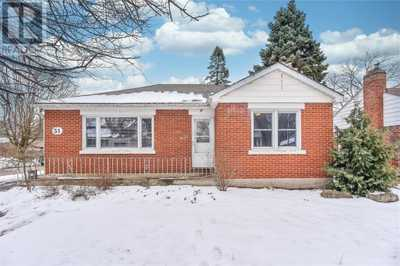 51 Dudhope Avenue,  30789027, Cambridge,  for sale, , Melissa Francis, RE/MAX Twin City Realty Inc., Brokerage*