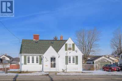 256 KING ST WEST STREET,  244608, Ingersoll,  for sale, , HomeWood Brokerage, HOMEWOOD REAL ESTATE INC., Brokerage*