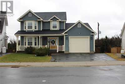 61 Brad Gushue Crescent,  1208927, St. John's,  for sale, , Trent  Squires,  RE/MAX Infinity REALTY INC.