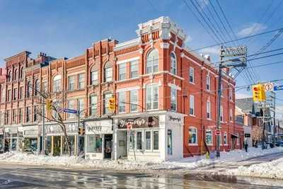 652 Queen St W,  C4661890, Toronto,  for lease, , City Commercial Realty Group Ltd., Brokerage*