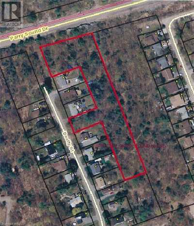 BEATTY STREET,  245657, Parry Sound,  for sale, , HomeLife All Points Realty Inc., Brokerage*