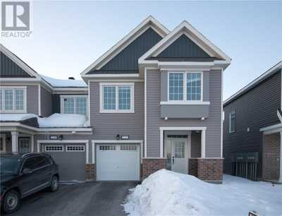 2243 WATERCOLOURS WAY,  1183268, Ottawa,  for sale, , Michael Schurter, RoyalLePage Performance Realty,Brokerage*