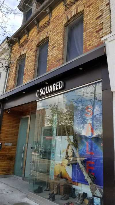 693 Queen St W,  C4671460, Toronto,  for lease, , City Commercial Realty Group Ltd., Brokerage*