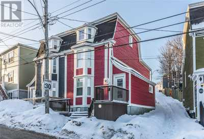 96 Pleasant Street,  1210111, St. Johns,  for sale, , Jillian Hammond, RE/MAX Realty Specialists Limited