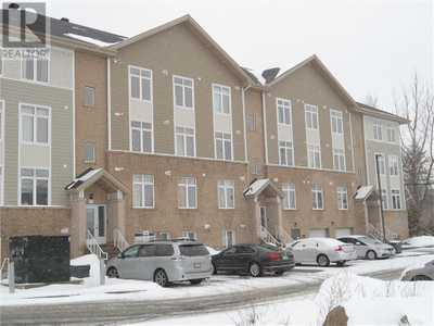 857 BLACKCOMB PRIVATE UNIT#C,  1185058, Ottawa,  for sale, , Royal LePage Performance Realty, Brokerage *
