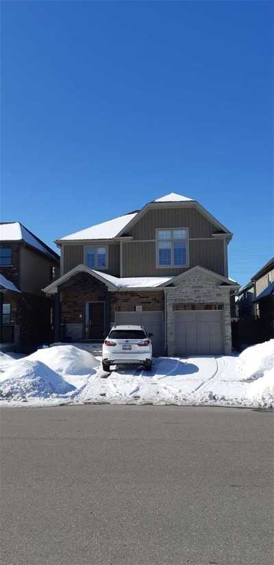 483 St. Moritz Ave,  X4716975, Waterloo,  for rent, , Linda  Huang, Right at Home Realty Inc., Brokerage*