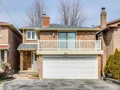 56 North Meadow Cres,  N4725083, Vaughan,  for sale, , ALEX PRICE, Search Realty Corp., Brokerage *