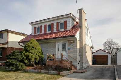 24 Tofield Cres,  W4723707, Toronto,  for sale, , REALTY EXECUTIVES PLUS LTD. Brokerage*