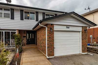 366 Camelot Crt,  E4732654, Oshawa,  for sale, , Mike Jahshan, RE/MAX West Realty Inc., Brokerage *