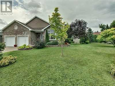 762 LEVESQUE CRESCENT,  1188435, Casselman,  for sale, , Megan Razavi, Royal Lepage Team Realty|Real Estate Brokerage