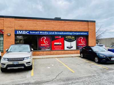 5131 Tomken Rd,  W4734274, Mississauga,  for lease, , Harp Grewal, HomeLife Silvercity Realty Inc., Brokerage*