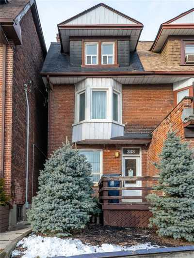 348 Dupont St,  C4753346, Toronto,  for sale, , Manuel Sousa, RE/MAX West Realty Inc., Brokerage *