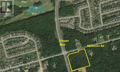 Lot Melanson,  M116456, Dieppe,  for sale, , RE/MAX AVANTE