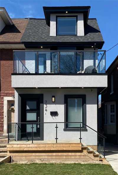 734 Shaw St,  C4748907, Toronto,  for sale, , Manuel Sousa, RE/MAX West Realty Inc., Brokerage *