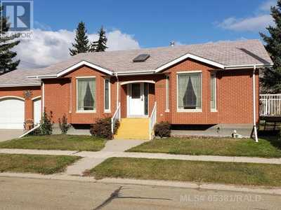 1002 15TH STREET,  65381, Wainwright,  for sale, , Royal LePage Wright Choice Realty