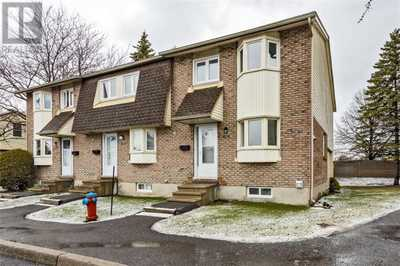 1735 LAMOUREUX DRIVE UNIT#C,  1193306, Ottawa,  for sale, , Ray Johnson, HomeLife Capital Realty Inc., Brokerage*