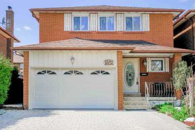 1651 Warren Dr,  W4769323, Mississauga,  for sale, , Nouman Khalil, Century 21 Green Realty Inc., Brokerage *