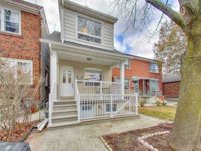 242 Harvie Ave,  W4769434, Toronto,  for sale, , Steven Le, Keller Williams Referred Urban Realty, Brokerage*