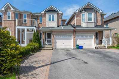 69 Carousel Cres,  N4770187, Richmond Hill,  for sale, , Radha Guduru, Royal LePage Your Community Realty, Brokerage