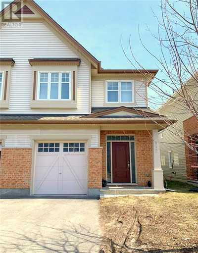 912 BUNCHBERRY WAY,  1189058, Ottawa,  for sale, , John  O'Sullivan, RE/MAX HALLMARK REALTY GROUP Brokerage *