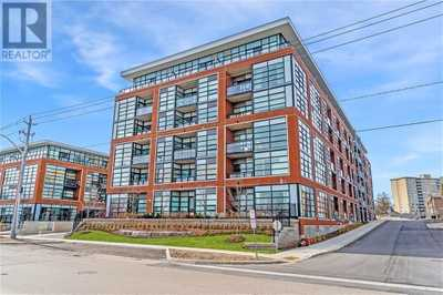 306 -  15 Prince Albert Boulevar,  30809579, Kitchener,  for sale, , Matt Donau, RE/MAX Twin City Realty Inc., Brokerage*