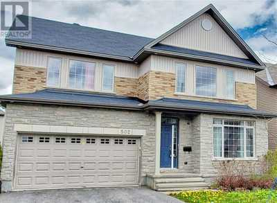 502 IVY GREEN WAY,  1192845, Ottawa,  for sale, , Tomasz Witek, Right at Home Realty Inc., Brokerage*