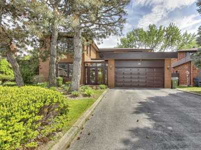38 O'meara Crt,  C4773637, Toronto,  for sale, , Ken Zapounidis, RE/MAX Ultimate Realty Inc., Brokerage *