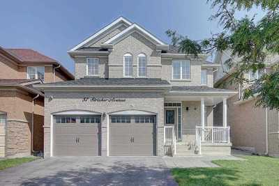 57 Stricker Ave,  N4774821, Markham,  for sale, , Boriss Drujans, RE/MAX West Realty Inc., Brokerage *