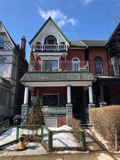442 Euclid Ave,  C4764722, Toronto,  for rent, , Forest Hill Real Estate Inc., Brokerage*