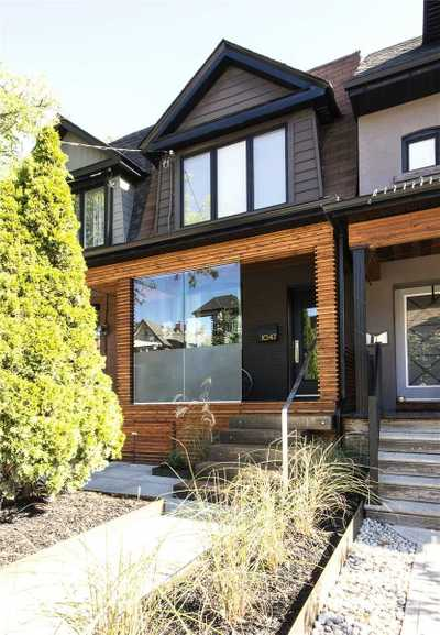 1047 Dovercourt Rd,  W4779953, Toronto,  for sale, , David Hahn, P. Eng, iPro Realty Ltd., Brokerage