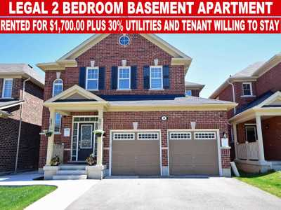 8 Stedford Cres,  W4778904, Brampton,  for sale, , Navv Patheja, RE/MAX Realty Specialists Inc., Brokerage *