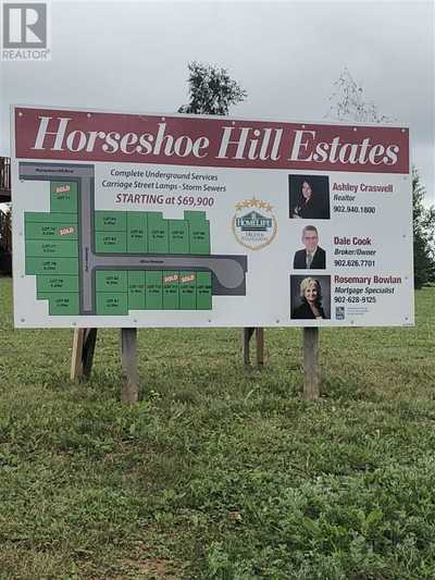 LOT#78 Holmes Lane,  201811399, East Royalty,  for sale, , HomeLife P.E.I. Realty Inc