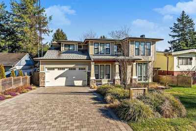 1560 MAPLE STREET,  R2436597, White Rock,  for sale, , Gregory Fawcett, HomeLife Benchmark Realty Corp.