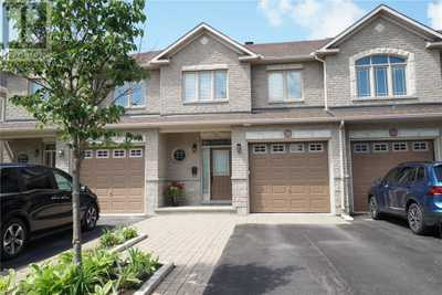 709 PERCIFOR WAY,  1198059, Ottawa,  for sale, , Brittany Goving, RE/MAX Hallmark Realty Group, Brokerage*