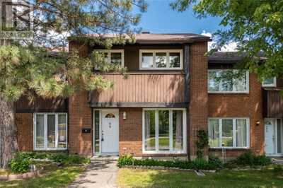 1900 MARQUIS AVENUE UNIT#66,  1197648, Ottawa,  for sale, , Michel Dagher, Coldwell Banker Sarazen Realty, Brokerage*
