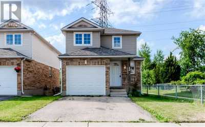 44 Orchid Crescent,  30818149, Kitchener,  for sale, , John Finlayson, RE/MAX Twin City Realty Inc., Brokerage *