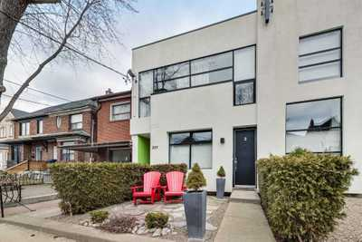 257 Euclid Ave,  C4820200, Toronto,  for sale,