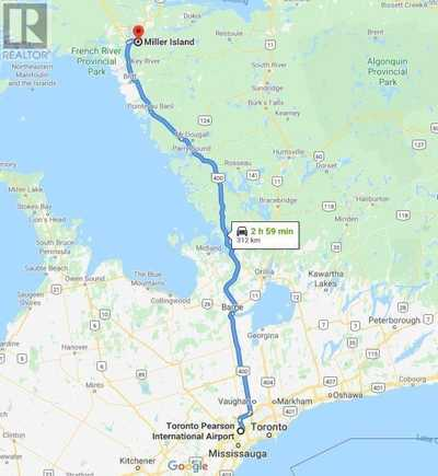3351 MILLER ISLAND FRENCH RIVER ,  30821363, Parry Sound,  for sale, , Raj Gill, RE/MAX Real Estate Centre Inc., Brokerage*