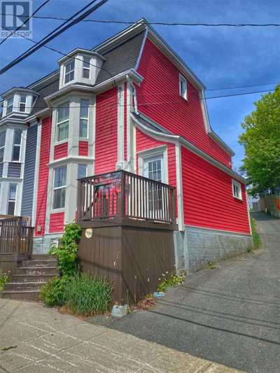 96 Pleasant Street,  1217622, St. Johns,  for sale, , Ruby Manuel, Royal LePage Atlantic Homestead