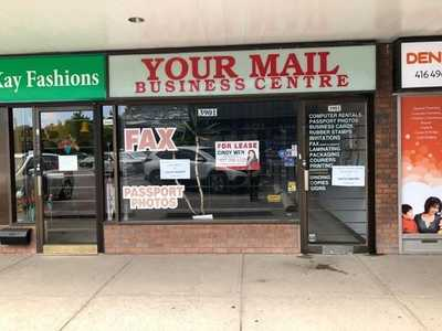 3901 Don Mills Rd,  C4833947, Toronto,  for lease, , RE/MAX CROSSROADS REALTY INC. Brokerage*